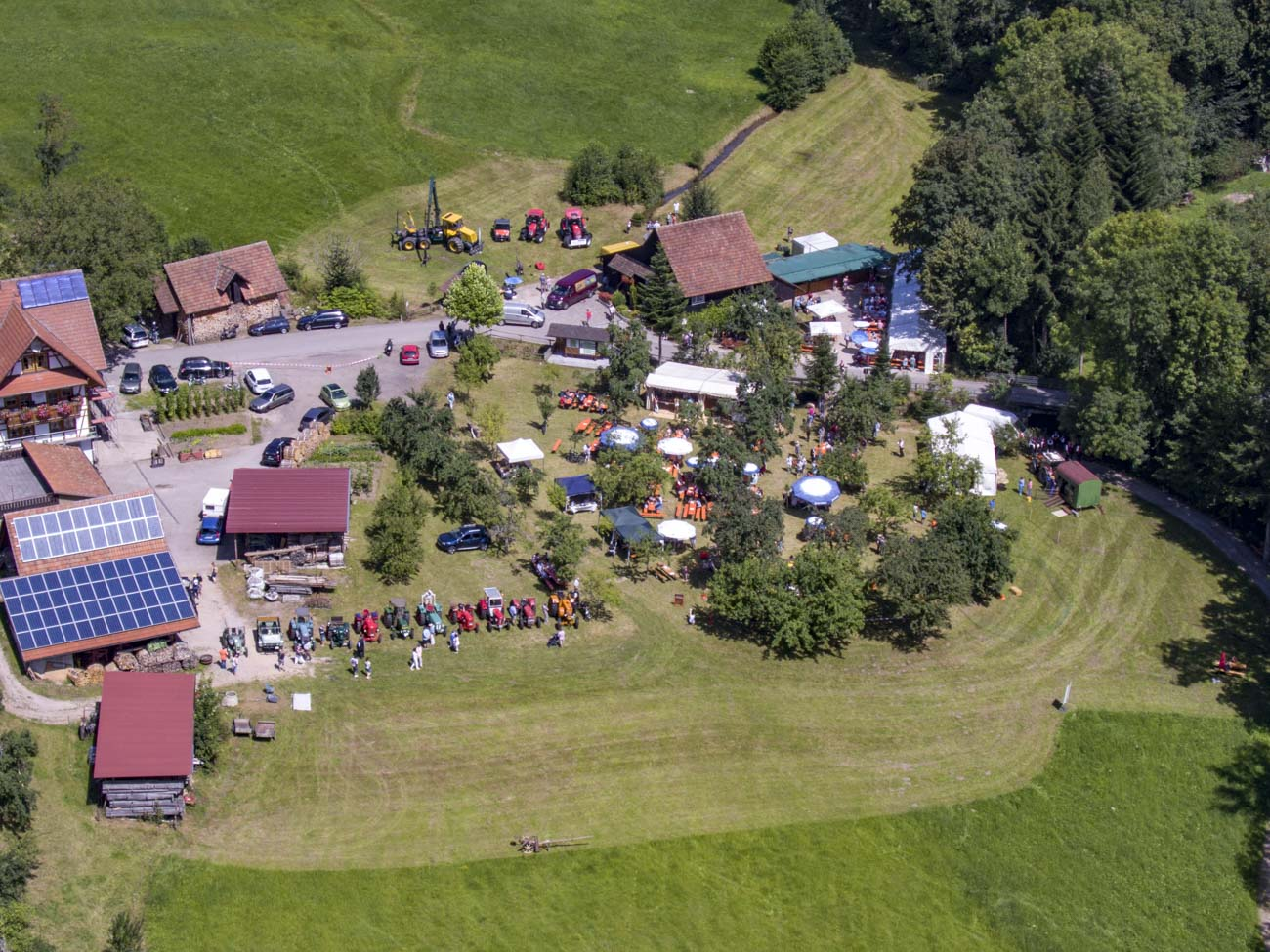 Mühlenfest Seebach